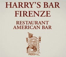 Harry's Bar Firenze – Adv 2009-2010