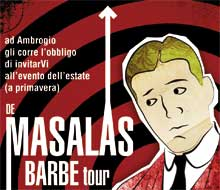 Masalas – Barbe Tour 2012