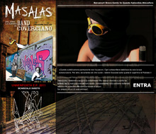 Masalas – website 2011
