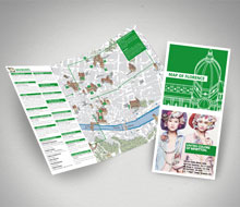 Benetton – Map of Florence